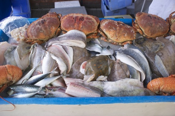 Oakeys Fish & Shellfish of Salcombe