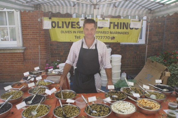 Olives & Things