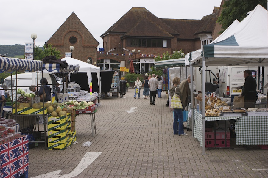 Dorking Traditional Market