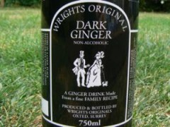 Wrights Original Dark Ginger