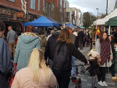 Camberley Farmers & Artisan Market – Saturday 20th October