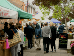 Cobham Farmers' Market – 22nd September