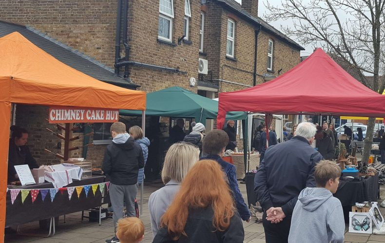Cobham Farmers Market – 26th January 2019