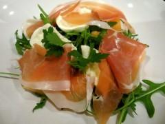 Mozzarella and Parma Ham Balls