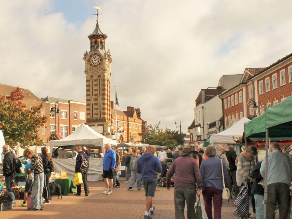 Epsom Farmers Market