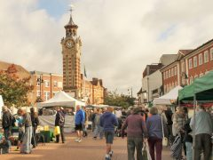 Epsom Farmers Market – Sunday 8th April 2018