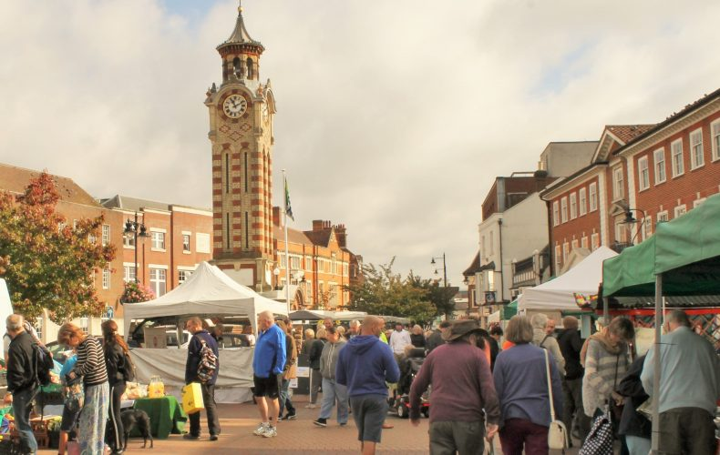 Epsom Farmers' Market – 7th January 2018
