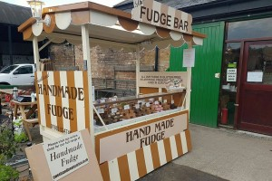 The Fudge Cart