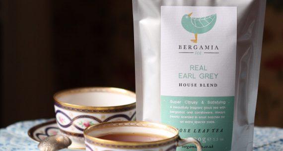 Bergamia Tea