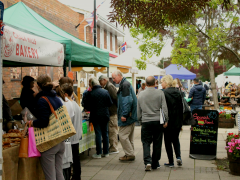 Cobham Farmers Market – Saturday 22nd June
