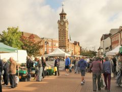 Epsom Farmers Market – 1st July 2018
