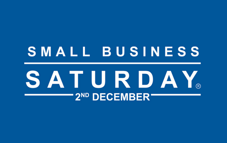 Join us in supporting Small Business Saturday!