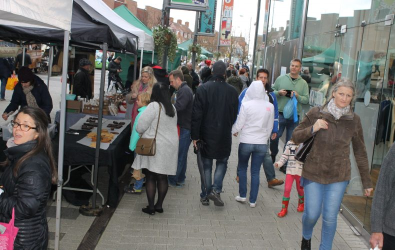 Walton Farmers' Market – 6th January 2018