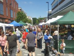 Camberley Farmers' & Artisan Market – 19th May 2018