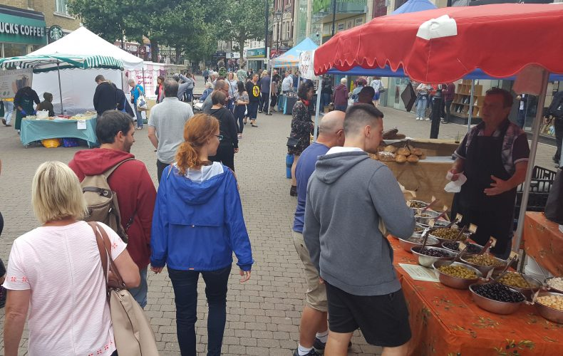Staines-Upon-Thames Farmers Market – Sunday 9th June