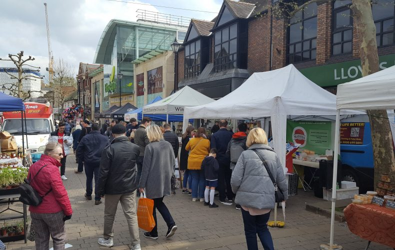 Staines-upon-Thames Farmers' Market – 12th January 2020