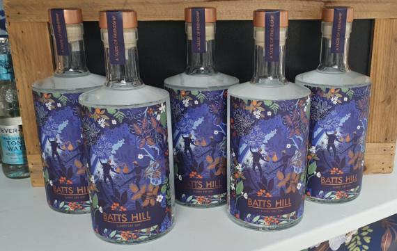 Batts Hill Gin