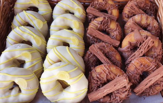 Sassy's Sugar Doughnuts